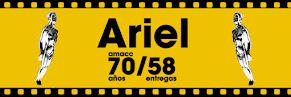 Los datos del Ariel