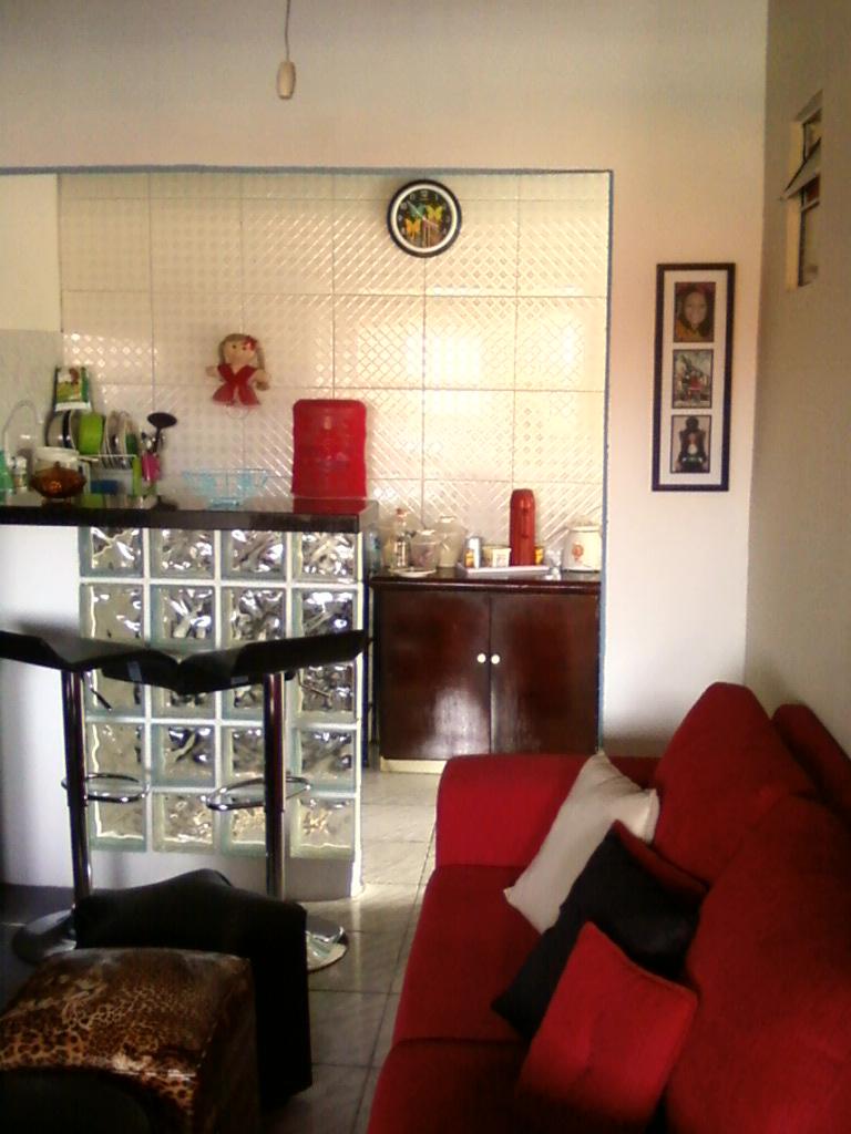 Cozinha Americana Com Balco De Tijolo De Vidro Affordable With