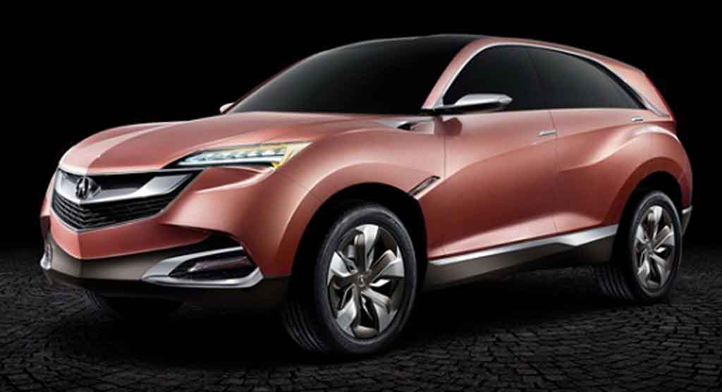 2017 Acura Mdx Refresh Redesign Changes Incarsnews Com