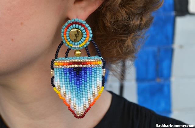 Flashback Summer: Antelope Women Earrings