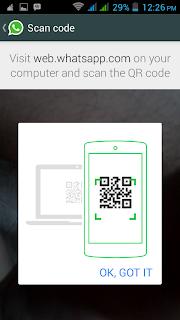 scanner kode whatsapp