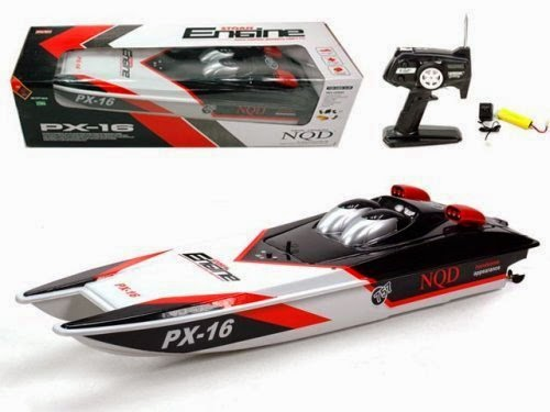 "Storm Engine 32"" PX-16 Super Power Speed Racing RC Boat Toys"