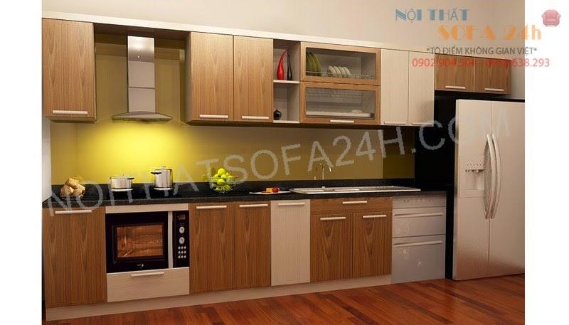 Tủ bếp TB033