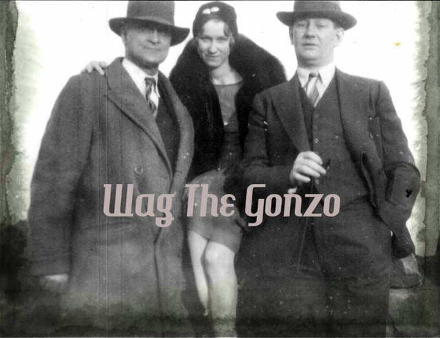 Wag The Gonzo
