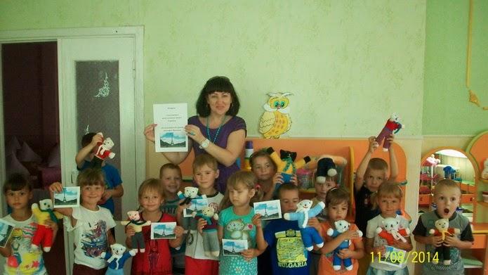 теософский орден служения дарит детям игрушки
