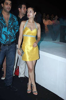 Actress AmIsha Patel