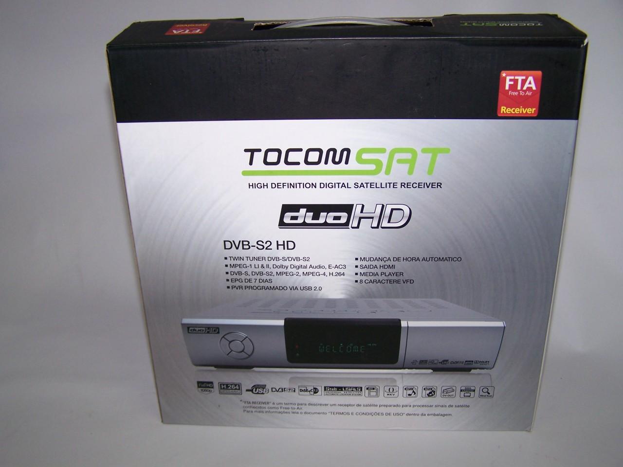Listado de Actualizaciones para Tocomsat 06 Junio 2013