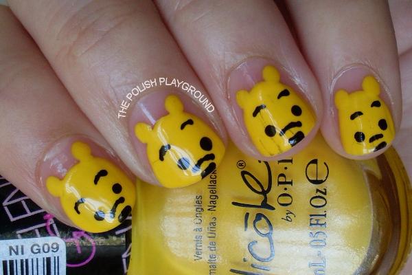 Winne the Pooh Nails