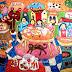 Lukisan Wisata Keluarga Naive 90x70cm MD-088