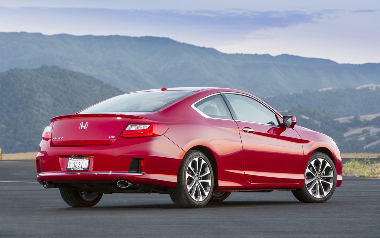 2013 honda accord ex l v 6 coupe for Honda accord exl 2013