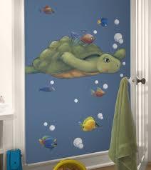 Bathroom ocean theme for kids bathroom - Sea themed bathroom decor ...