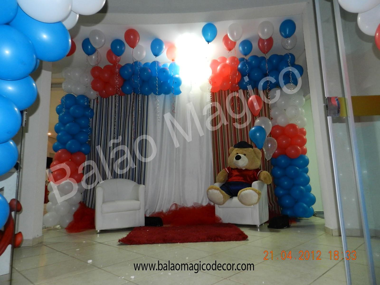 Agora n s somos festeirah decor ursinho marinheiro for Agora decoration