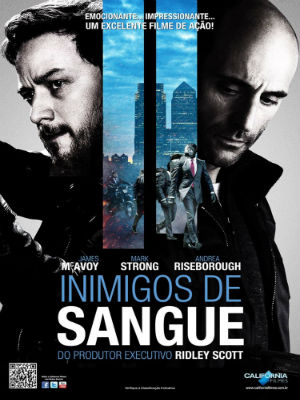 Inimigos de Sangue (Dublado) DVDRip RMVB