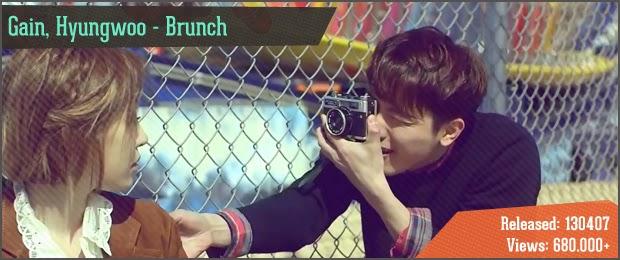 Gain Hyungwoo Brunch