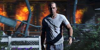 Grand Theft Auto V  destruction