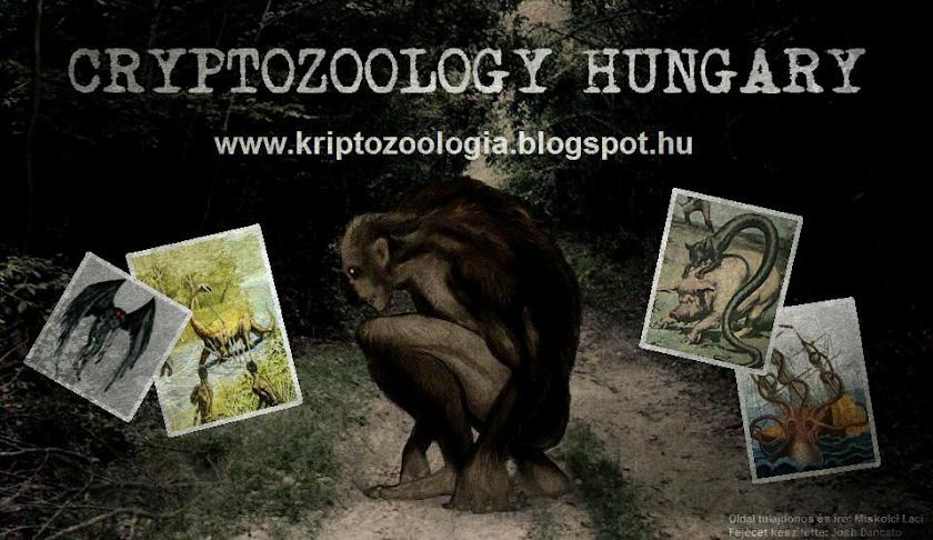 Kriptozoológia