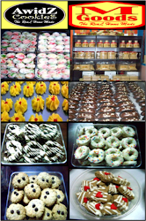 Oh..Yes !!! Kuih Raya ..Lagi..For Sample..