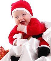 Tutine Natalizie e Babbo Natale neonato 0-36 mesi