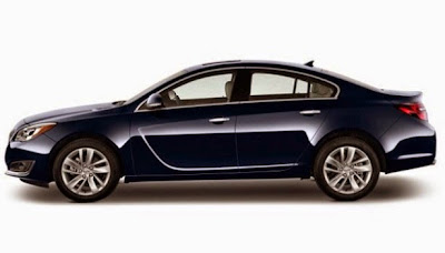 2016 Buick Regal Exterior Redesign