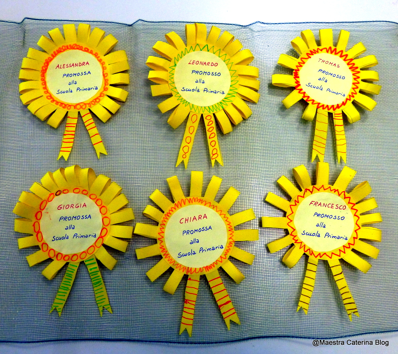 Maestra caterina festa dei diplomi scuola infanzia for Idee per l accoglienza nella scuola dell infanzia