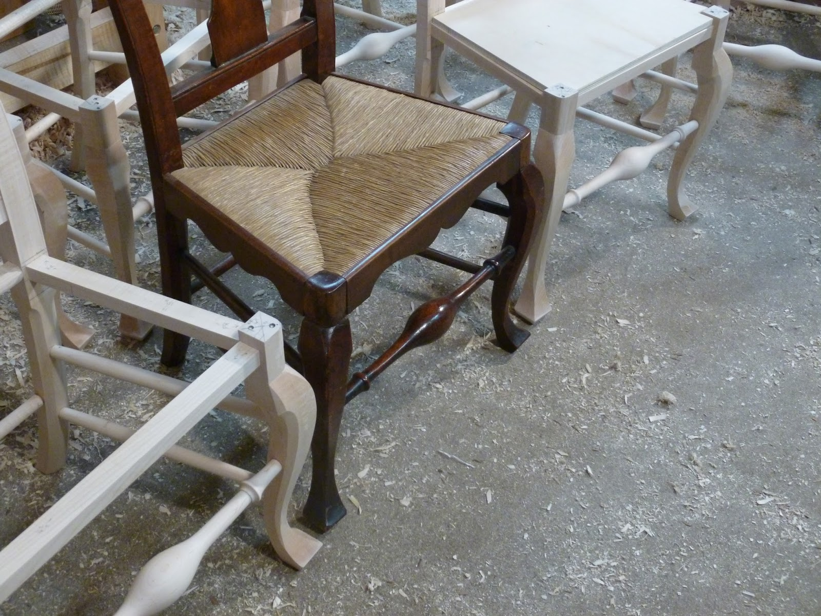 Reproduction 18th Century Furniture