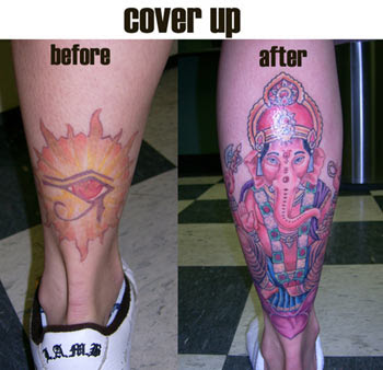 Tattoo Coverups