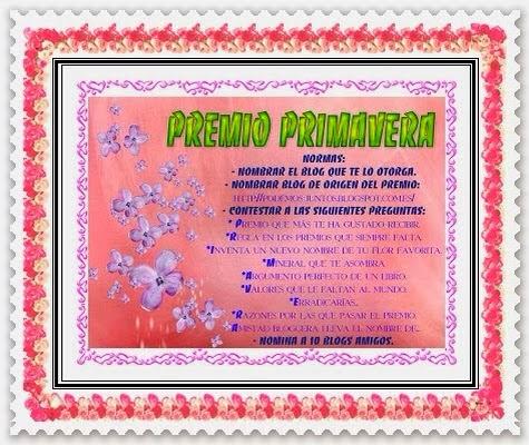 Mi 15º Premio