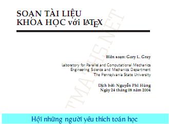 soan tai lieu khoa hoc voi latex cua thay nguyen phi hung va gray