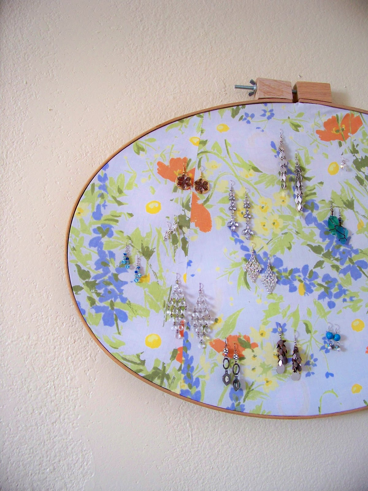 A helpmeet for him thrifty thursday embroidery hoop