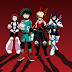 El anime Boku no Hero Academia presenta a sus protagonistas en sus trajes de héroes