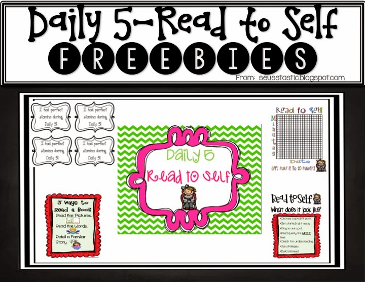 http://www.teacherspayteachers.com/Product/Daily-5-Read-to-Self-Packet-FREEBIE-272389