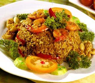 Resep Nasi Goreng Seafood Paling Enak
