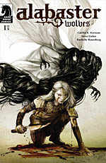 dancy flammarion, caitlin kiernan, comics, new, contemporary, dark, supernatural