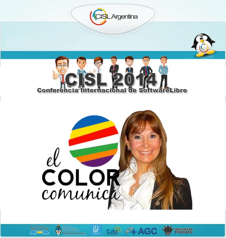 Conferencia #CISL2014