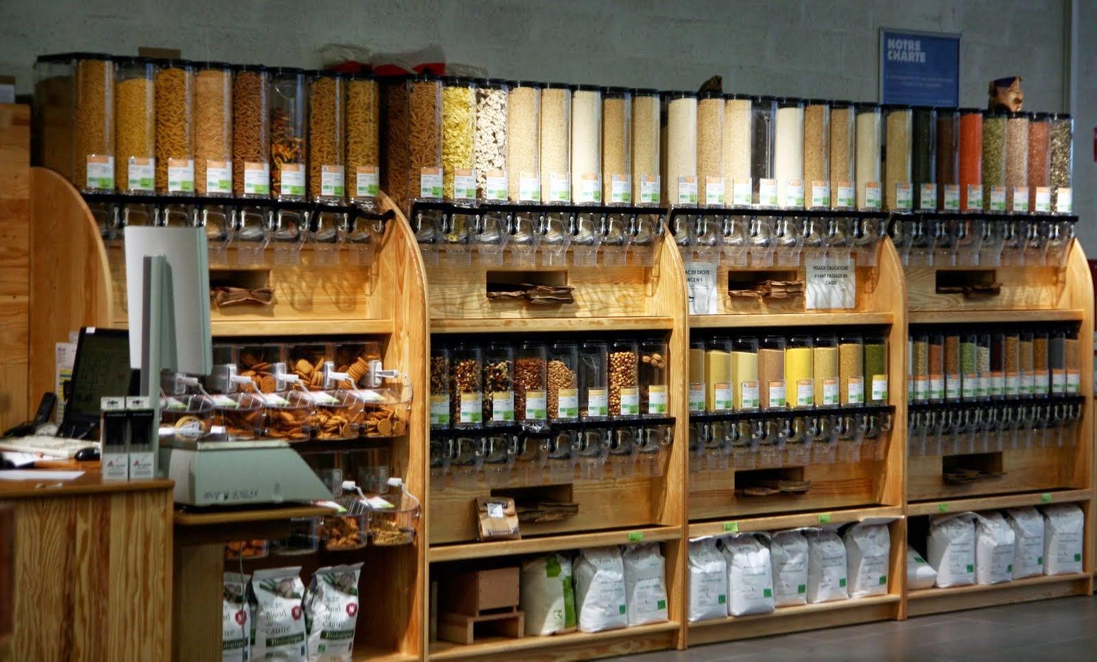 Assez Achetez vos huiles alimentaires en vrac: Les distributeurs qui  LS24