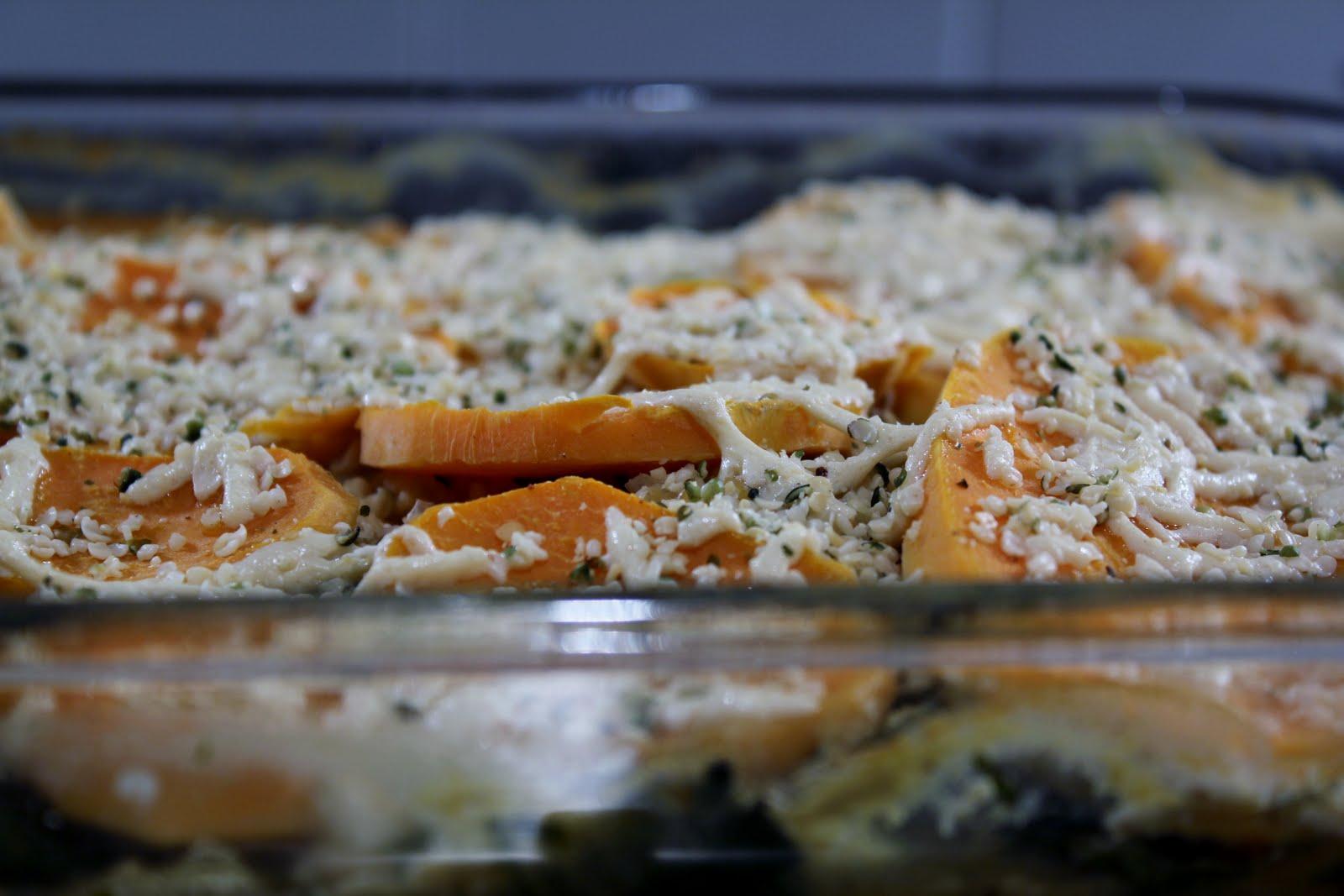 Swiss Chard and Sweet Potato Gratin - Healthy Girls Kitchen Printable ...