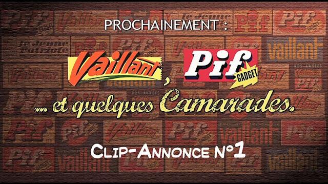Vaillant-Pif, le film - bande-annonce n.1