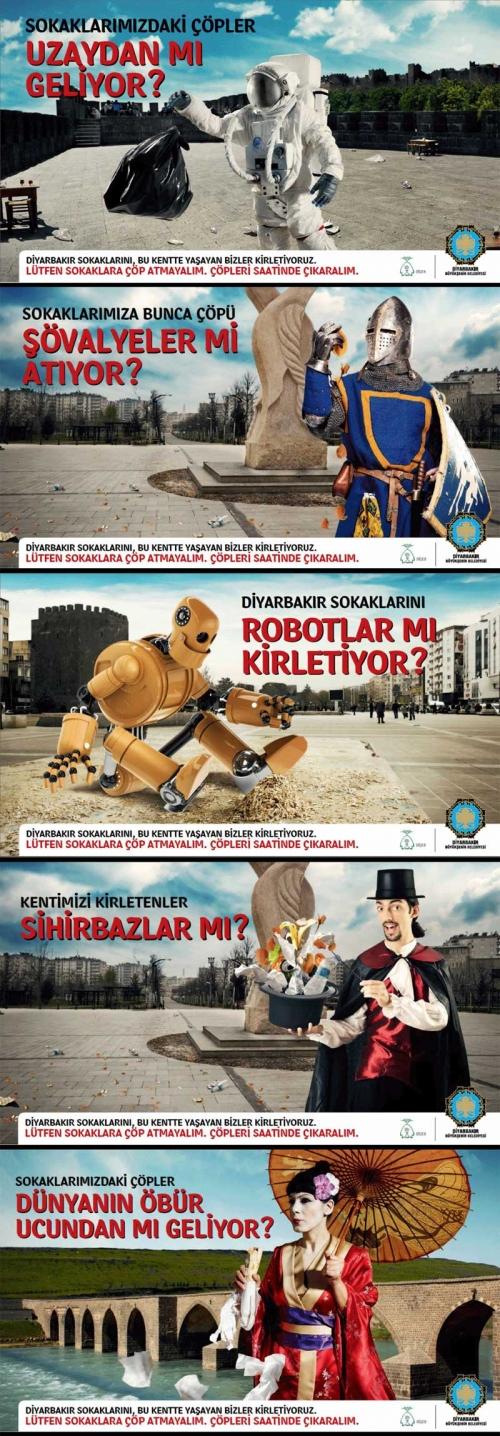 diyarbakır belediyesi reklam çalışması