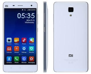 Harga dan Spesifikasi Xiaomi Mi 4 Terbaru