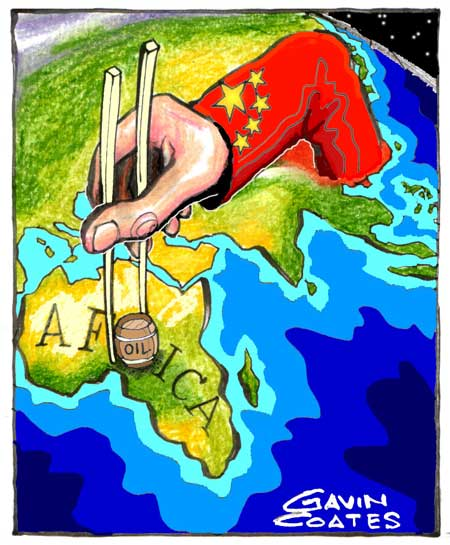 china and africa While some have welcomed the new investment, china's increasing involvement in africa has also raised concerns of neocolonialism.