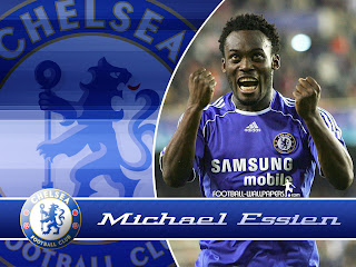 Michael Essien Chelsea Wallpaper 2011 3