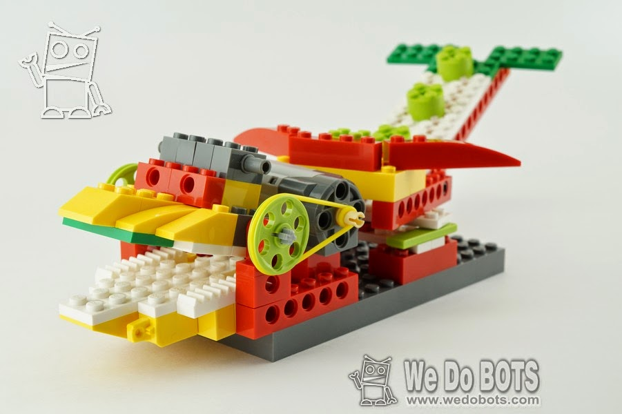 Wedobots Lego Wedo Designs For The Busy Teacher The Monster Of