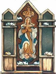 Virgen de los 33 Orientales