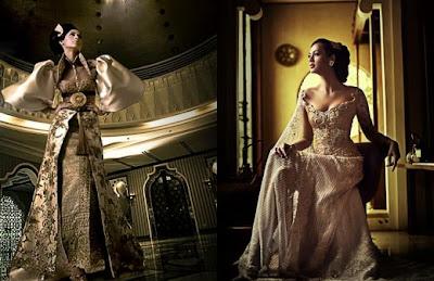Model Kebaya Dress on Gambar Desain Model Kebaya Kebaya Modern Terbaru