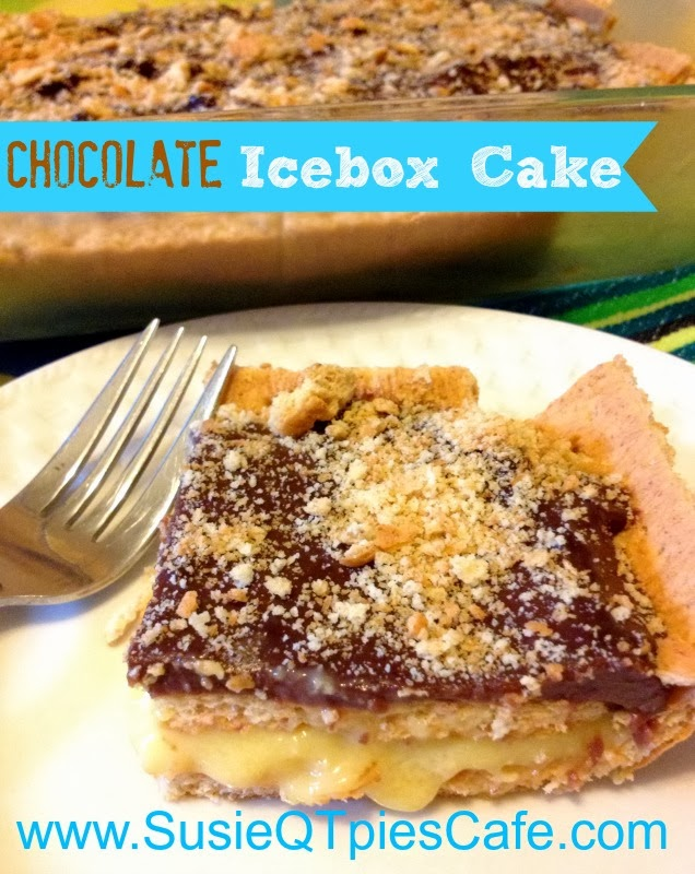 easy icebox cake recipe