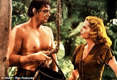Tarzan+18%252B chua te rung xanh Phim Chúa Tể Rừng Xanh   Tarzan X (18+)  Full HD Vietsub