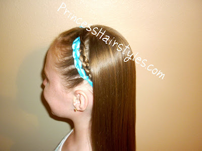 crochet in hair