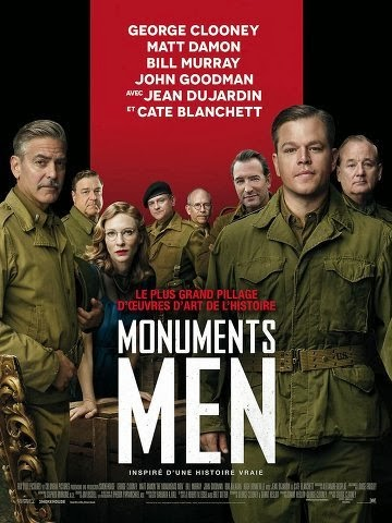 regarder en ligne Monuments Men en streaming