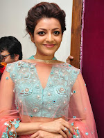 Kajal Agarwal photos at Mughda Art studio-cover-photo