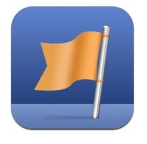 Icono de la app de administrador de páginas de Facebook
